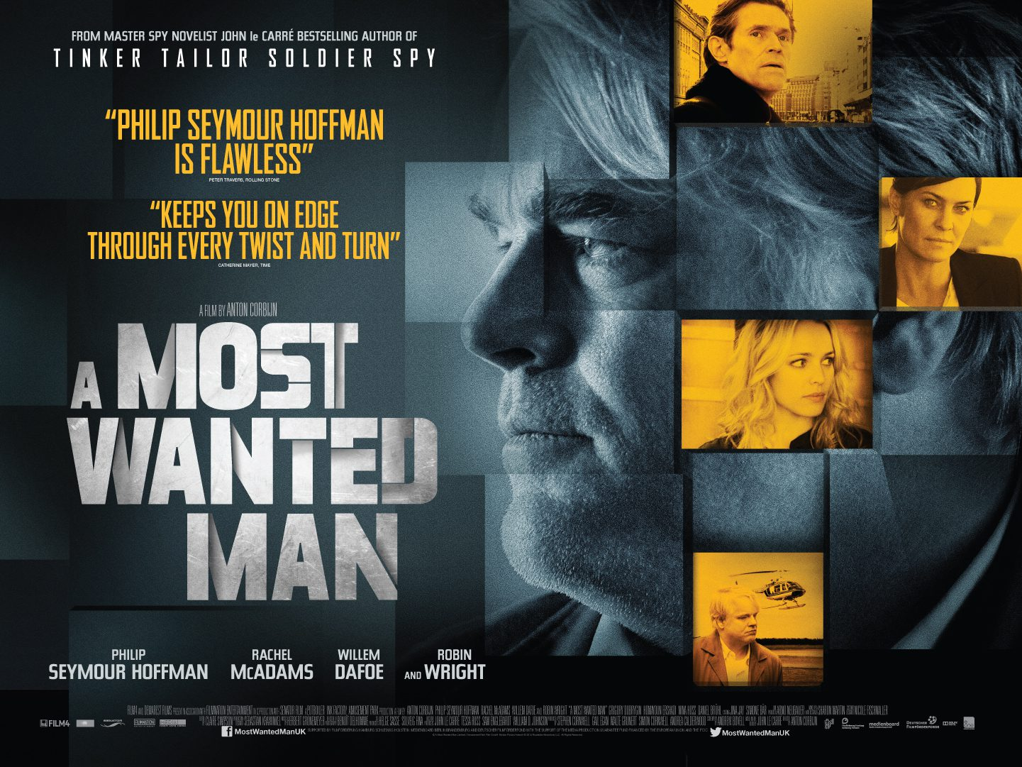 Movie Review: A Most Wanted Man - GAMBIT