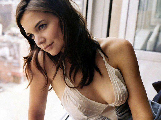 Katie Holmes is direct...