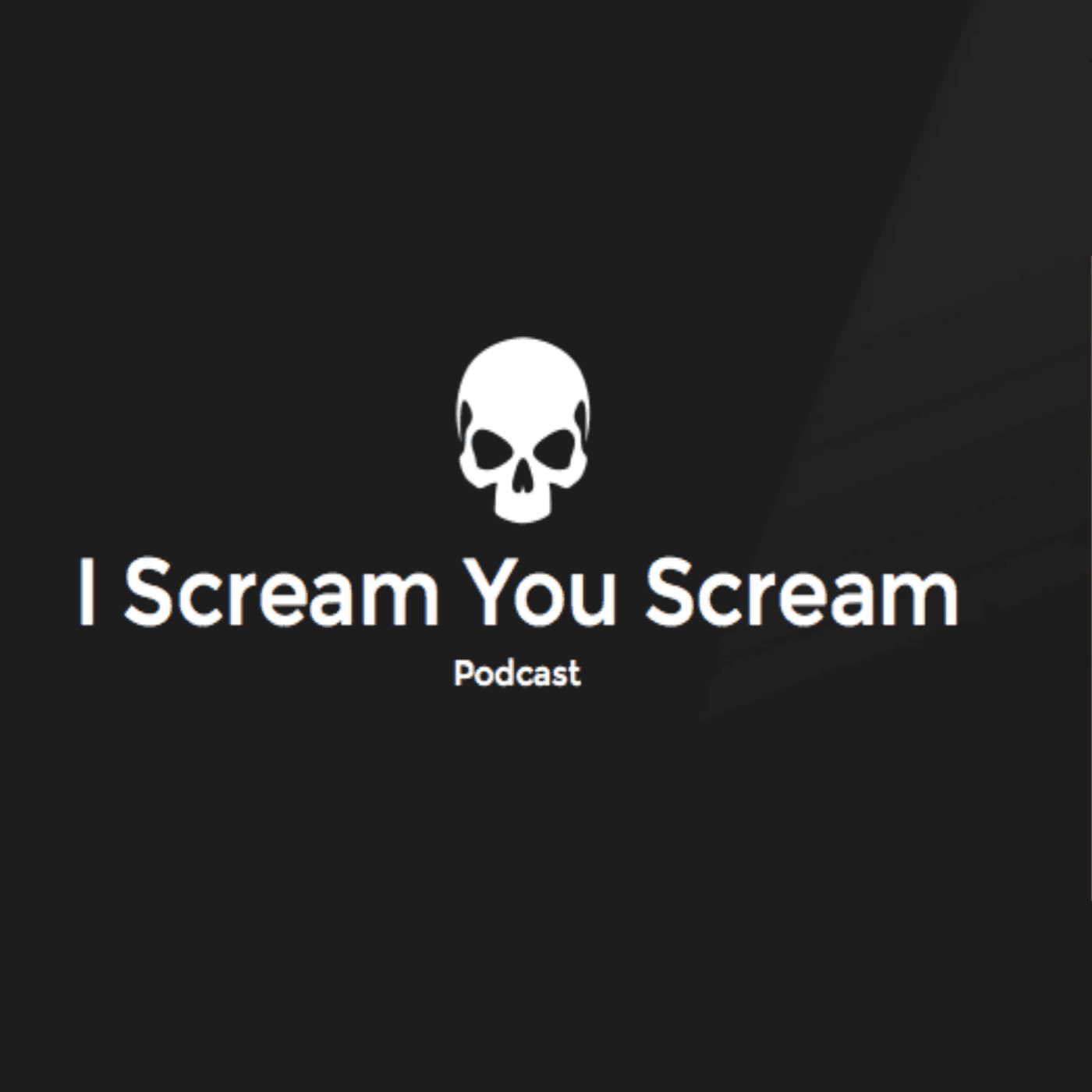 GAMbIT's 'I Scream You Scream' Horror Podcast