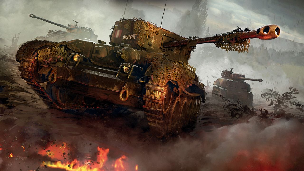 World Of Tanks Roll Out Comic Book Issue 1 And