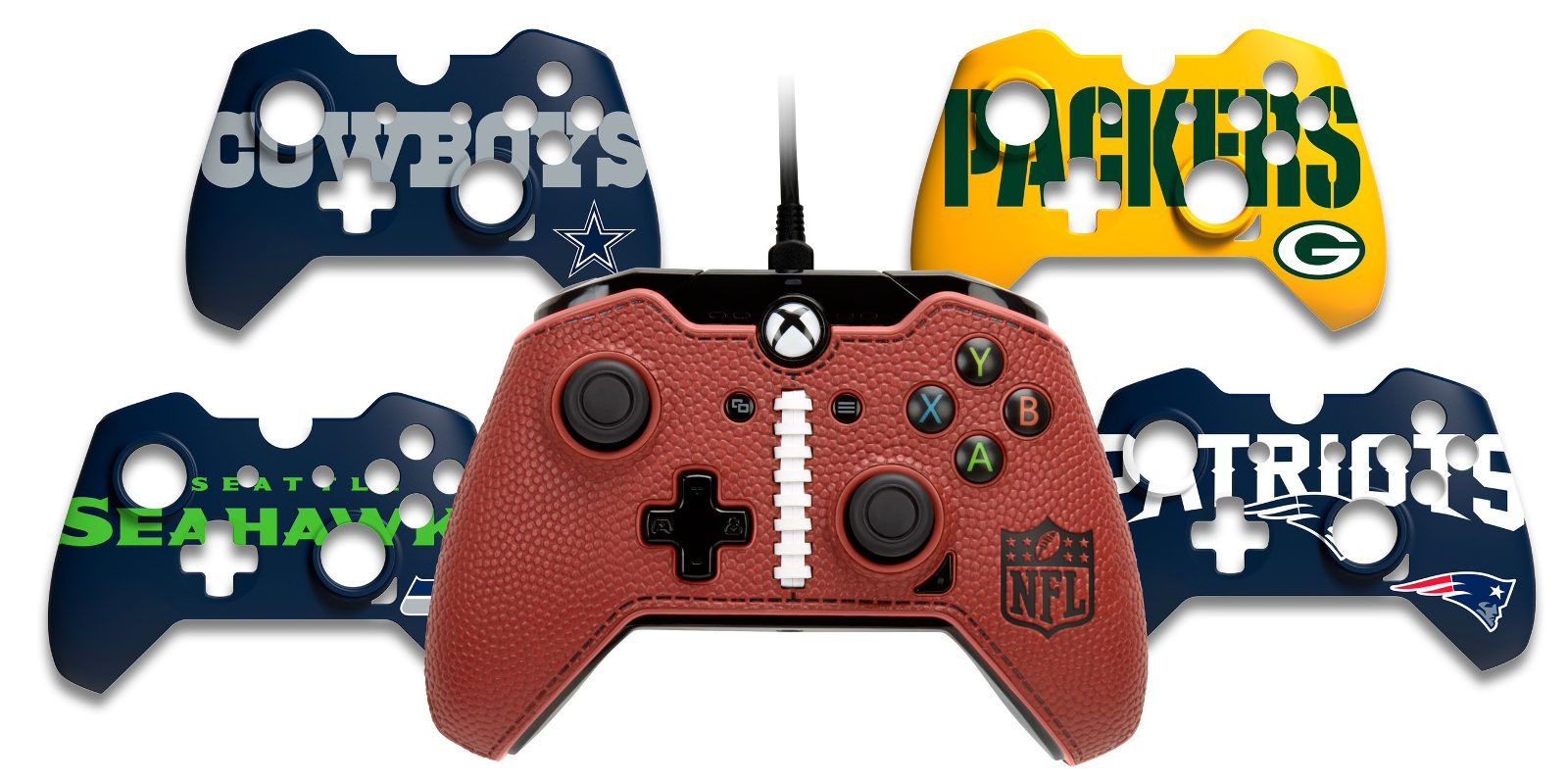 PDP Launches Officially Licensed NFL FaceOff Controller for