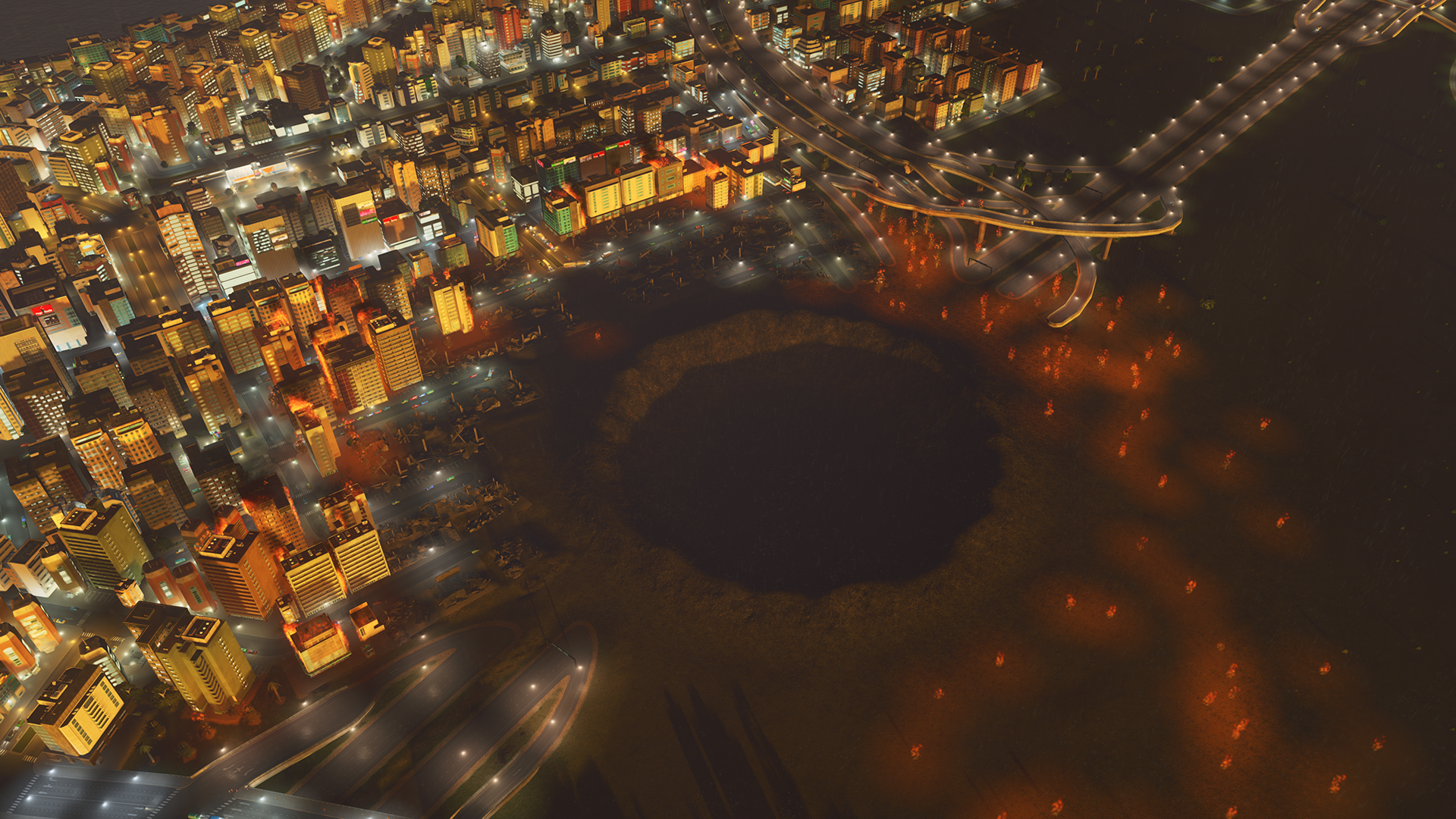 Cities Skylines Natural Disasters New Buildings