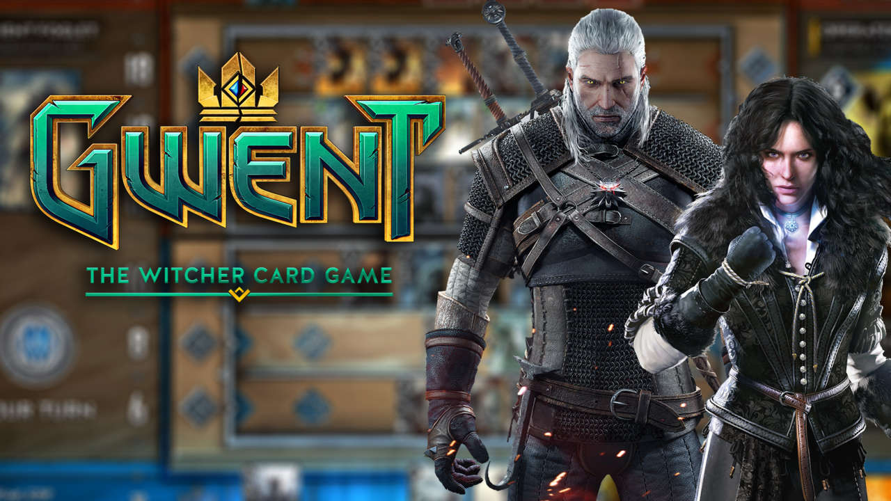 Card Games For Ps4 : Gwent the witcher card game ps weekend beta gambit mag
