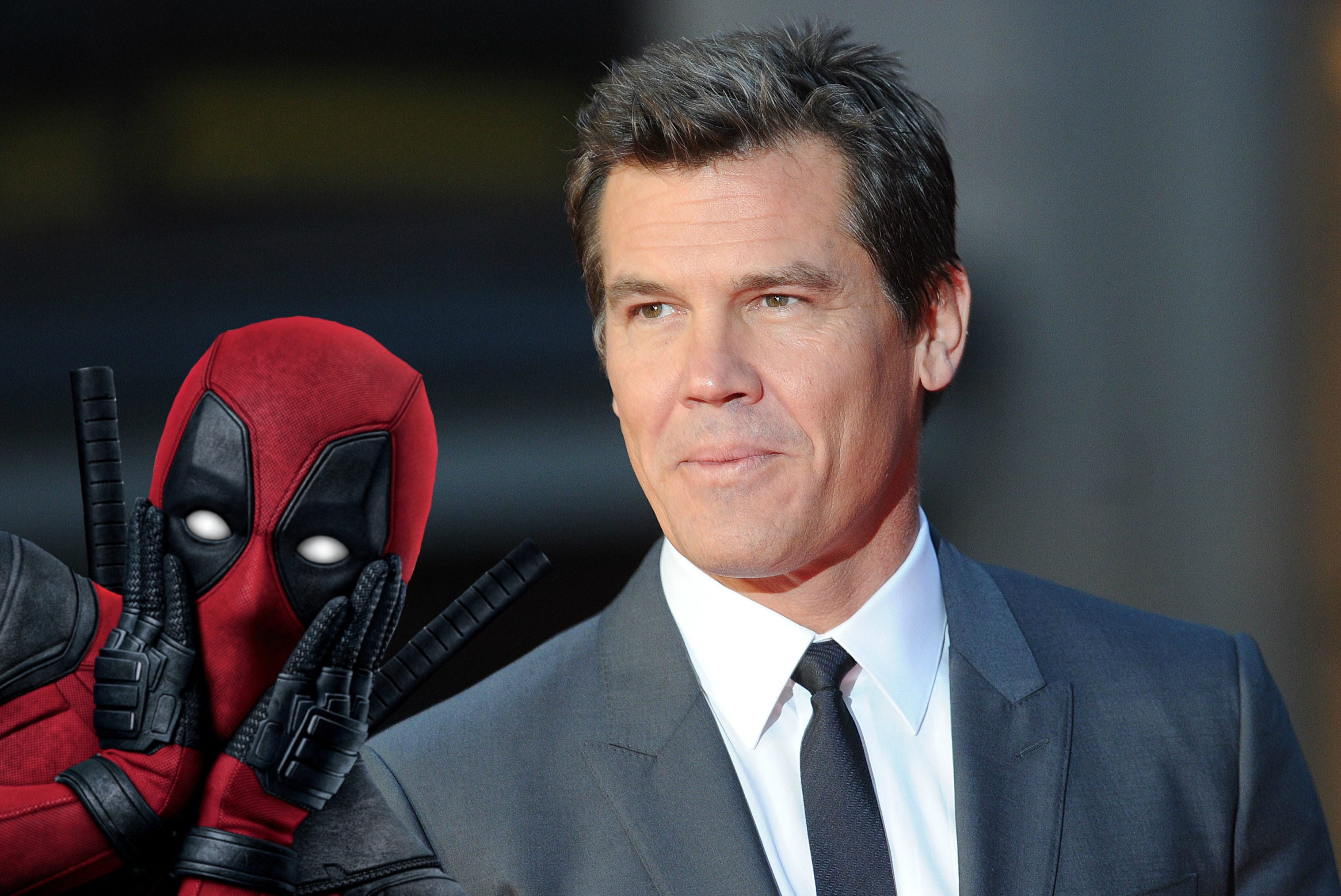 Josh Brolin Has Nabbed The Role Of Cable In Deadpool 2